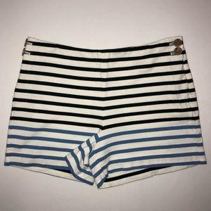 Loft • High waisted shorts